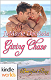 Barefoot Bay: Giving Chase (Kindle Worlds Novella) (Cypress Corners Book 8)