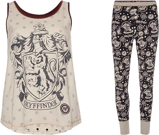 Harry Potter – las niñas pijama chaleco Top & Leggings