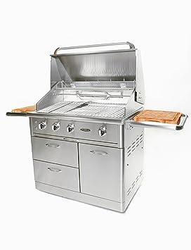 Capital cocina equipo cg40rfsn precisión serie libre de pie ...