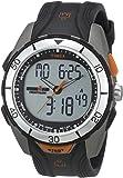 Timex Men's IRONMAN 50-Lap Dual-Tech  Silver Case Sports Watch #T5K402