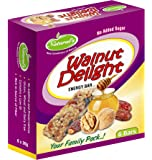 Natural's Dry Fruit Bars Walnut Delight (Pack Of 6) 30 Grams Each