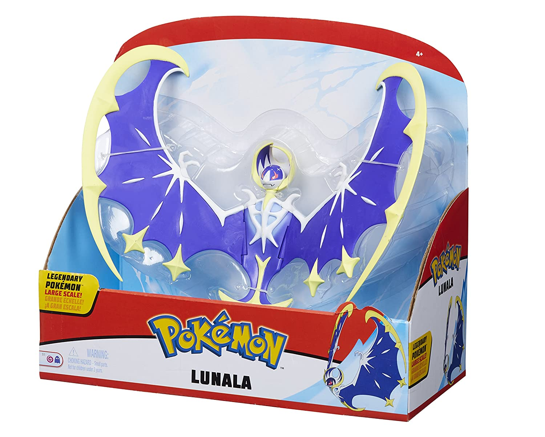 Lunala Pokemon 12 Inch Legendary Figure
