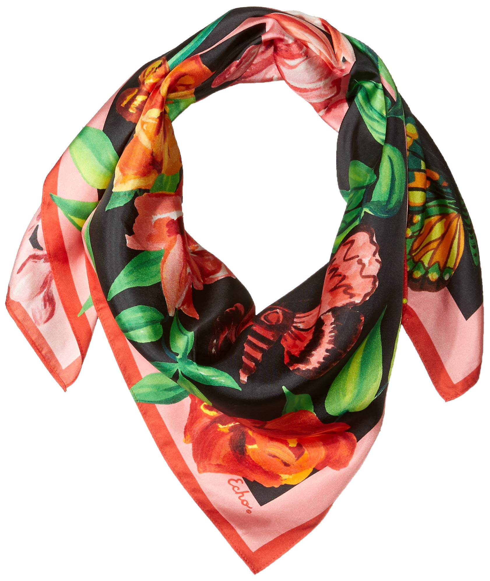Echo Women's Risby Cove Silk Scarf black One Size