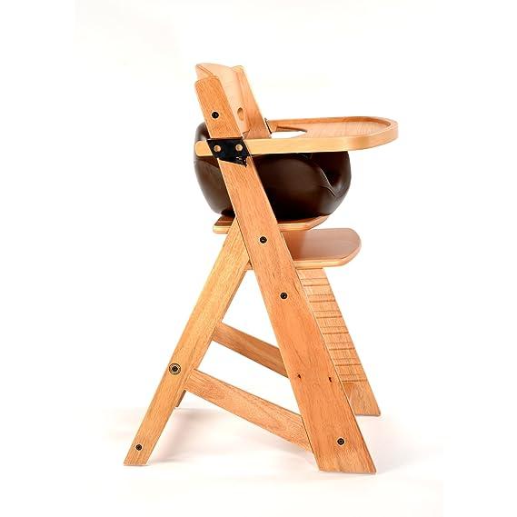 Amazon.com: Keekaroo alta silla y Infant Insert Bandeja ...