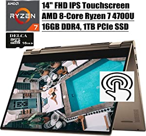Dell Inspiron 14 7000 2020 Premium 2 in 1 Laptop I 14