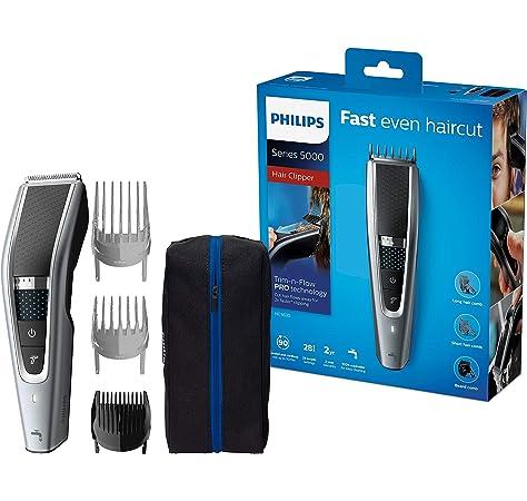 Philips Serie 5000 HC5450/80 - CortaPelos, Ajuste Fino cada 0.5 mm ...