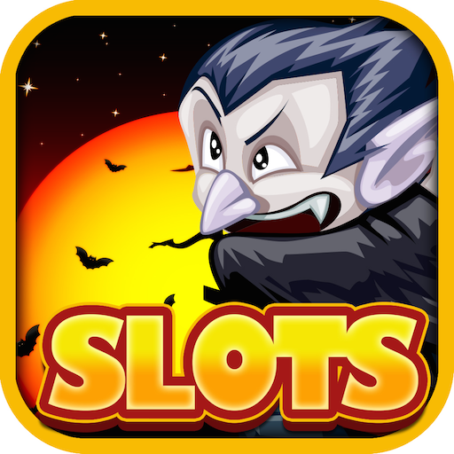 Viva Vampire Slots in Gamehouse Casino Las Vegas Halloween Games for Android & Kindle Fire -