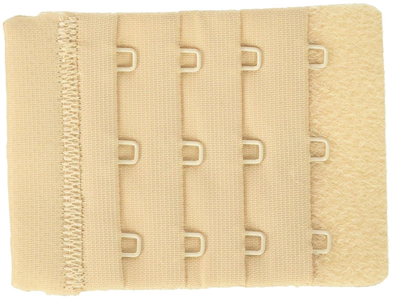 Dritz Soft Bra-Back Extender-Beige-2 1/4-Inch 56616-25