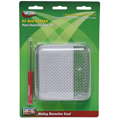 Valterra A10-1322VP Bug Screen for Furance, Water Heater, Battery Vent - Fits Atwood, Suburban: Automotive