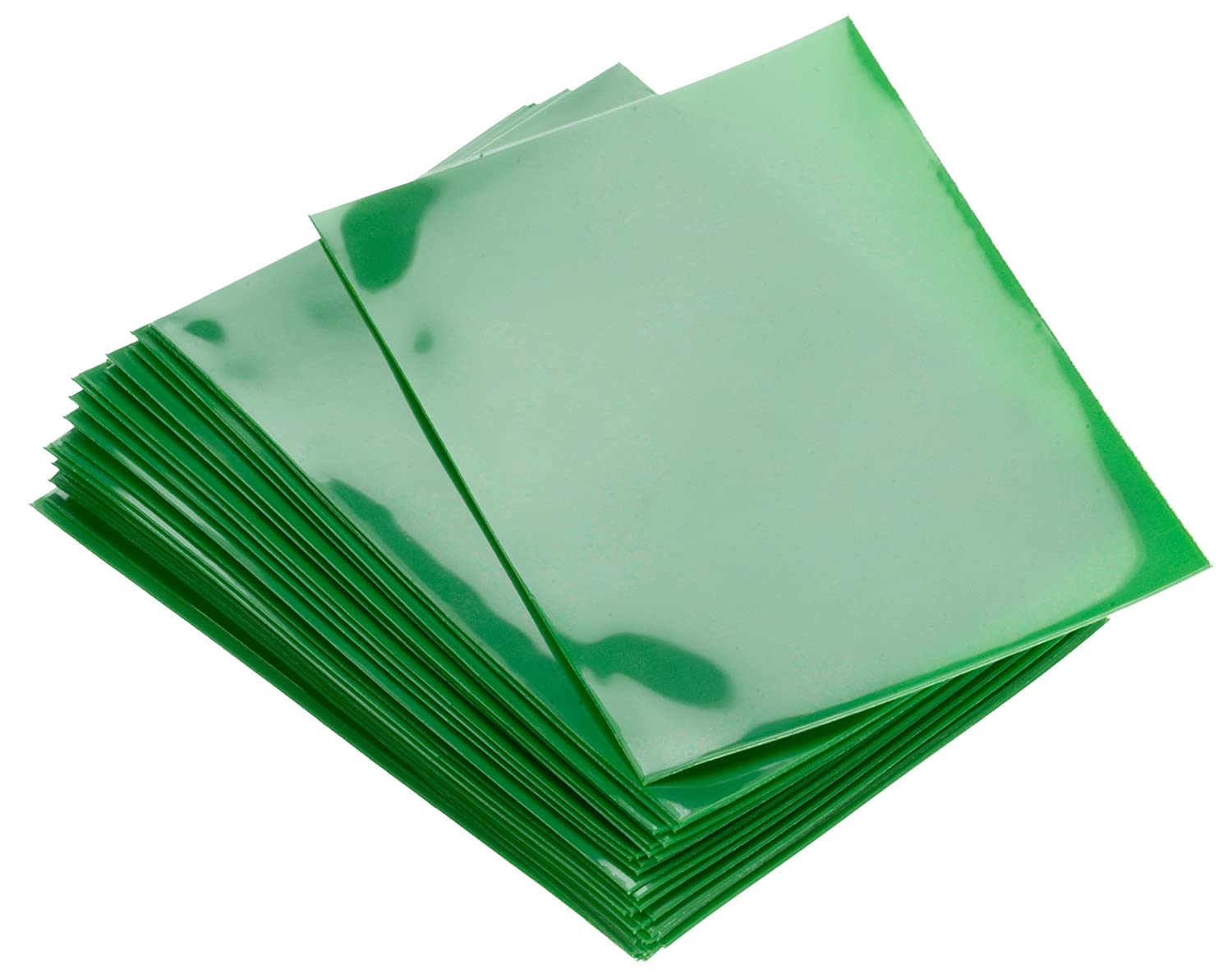 100 Sleeves Ultra Pro Japanese Green Deck Protectors