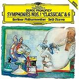 プロコフィエフ:交響曲第1番「古典」&第2番&第6番&第7番