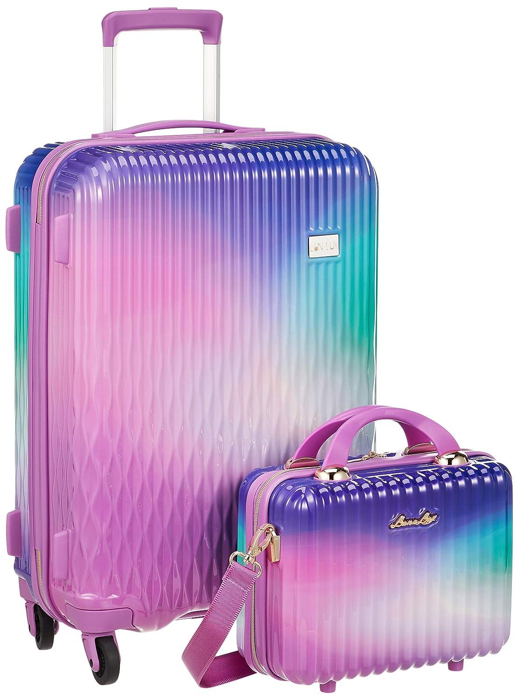 [シフレ] ハードジッパースーツケース 中型 Mサイズ 1年保証付き 43L 55cm 3.4kg LUN2116-55   B07P3D113F