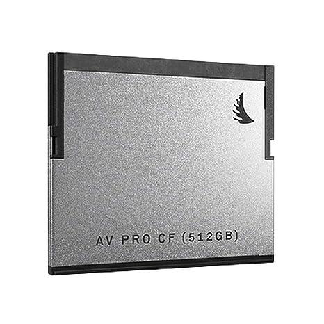 Amazon.com: Angelbird AV PRO CF 512GB CFast Memory Card ...