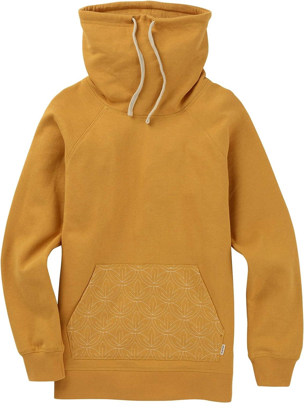 Burton Indie Crush Neck Pullover Hoodie Womens