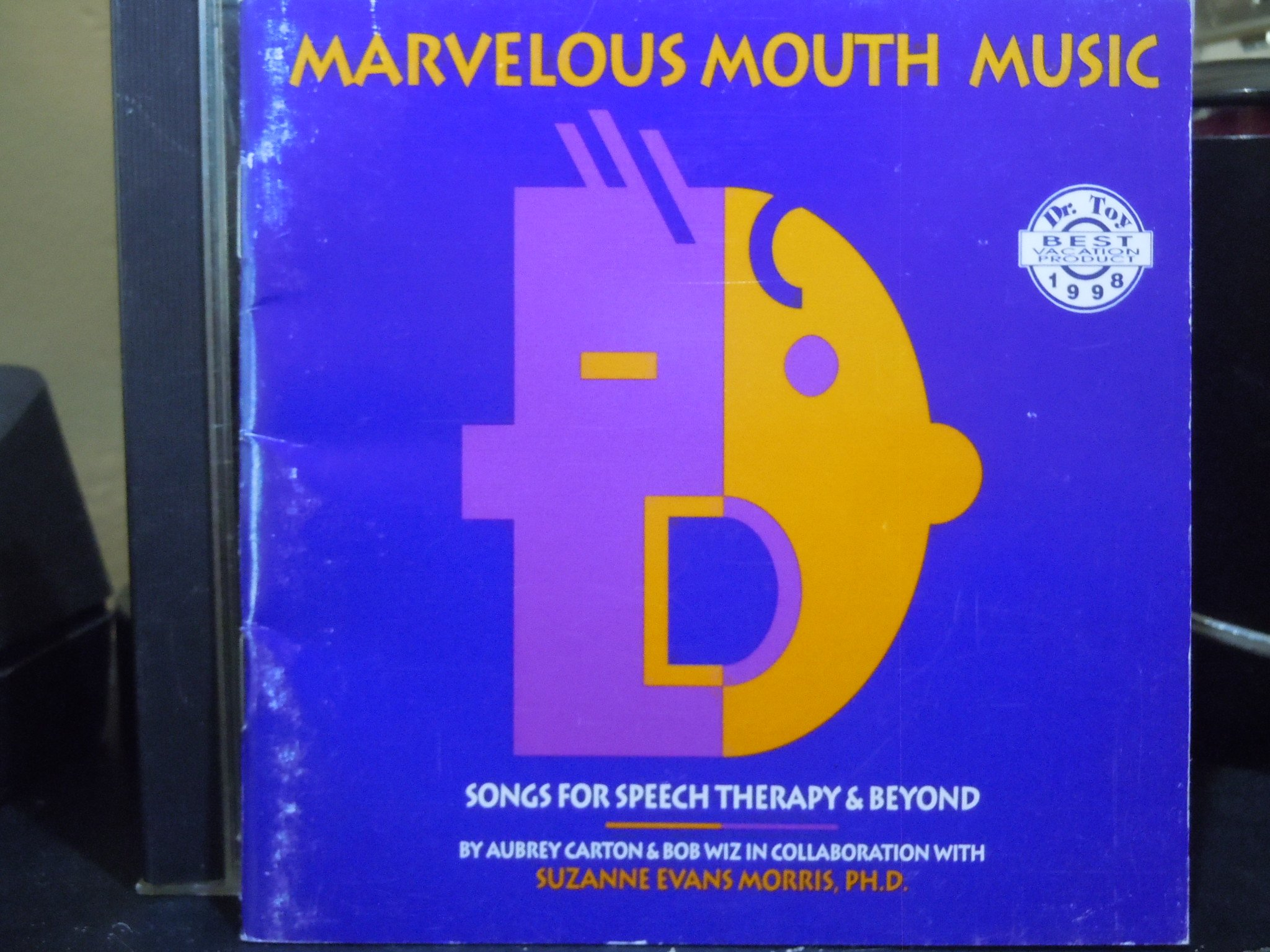 Marvelous Mouth Music: Songs for Speech Therapy and Beyond: Aubrey
