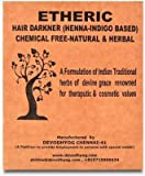 ETHERIC Henna and Indigo Based Hair Darkner, 100g
