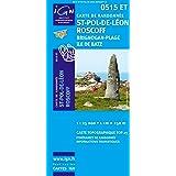 St-Pol-de-Leon / Roscoff / Brignogan-Plagne / Ile De Batz GPS: Ign.0515et