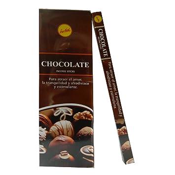 200 varillas de incienso Chocolate aroma fragancia ...