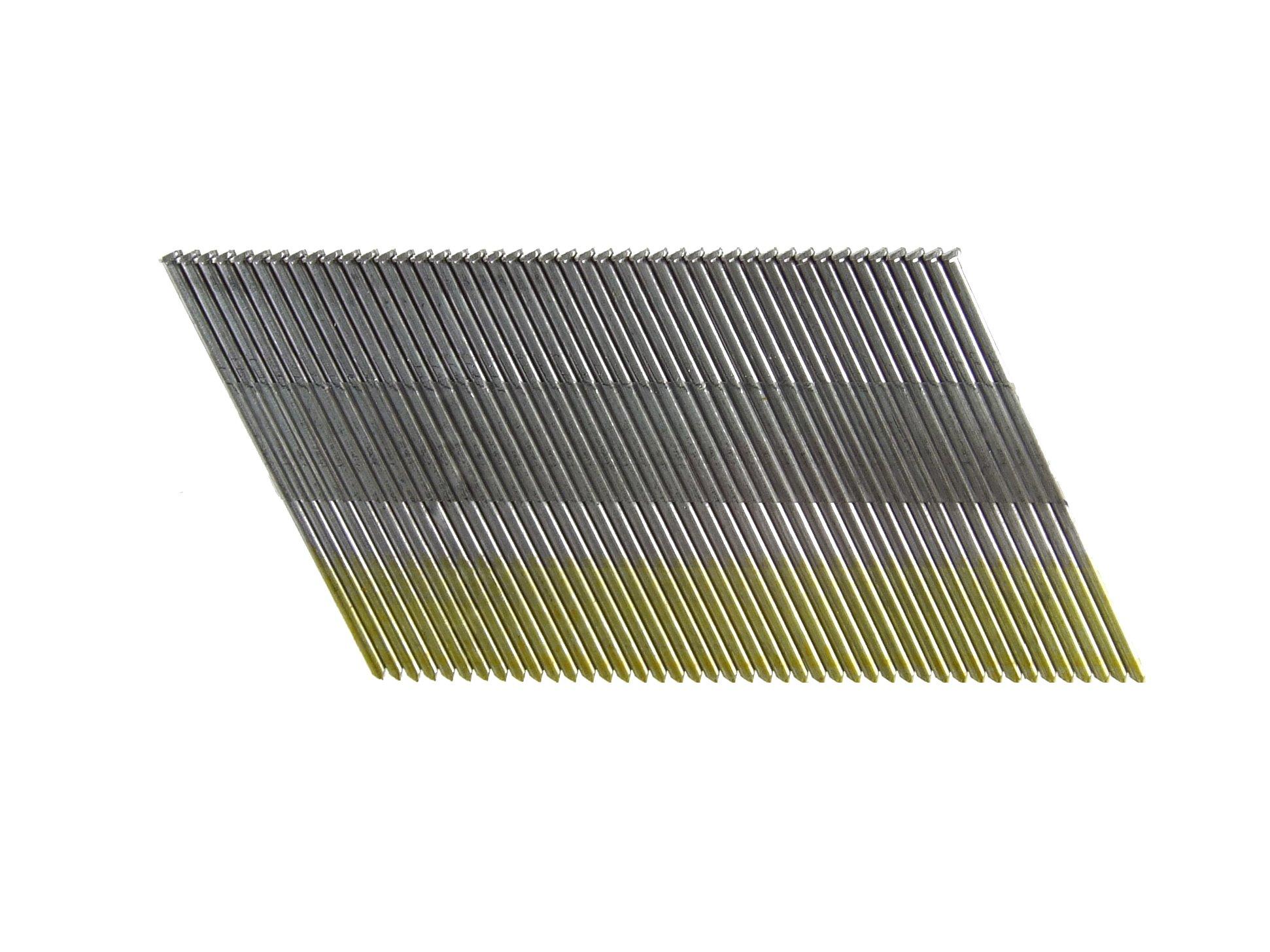 B&C Eagle BFN-2G 2-Inch x 25 Degree Galvanized Angle Finish Nails (3,500 per box)