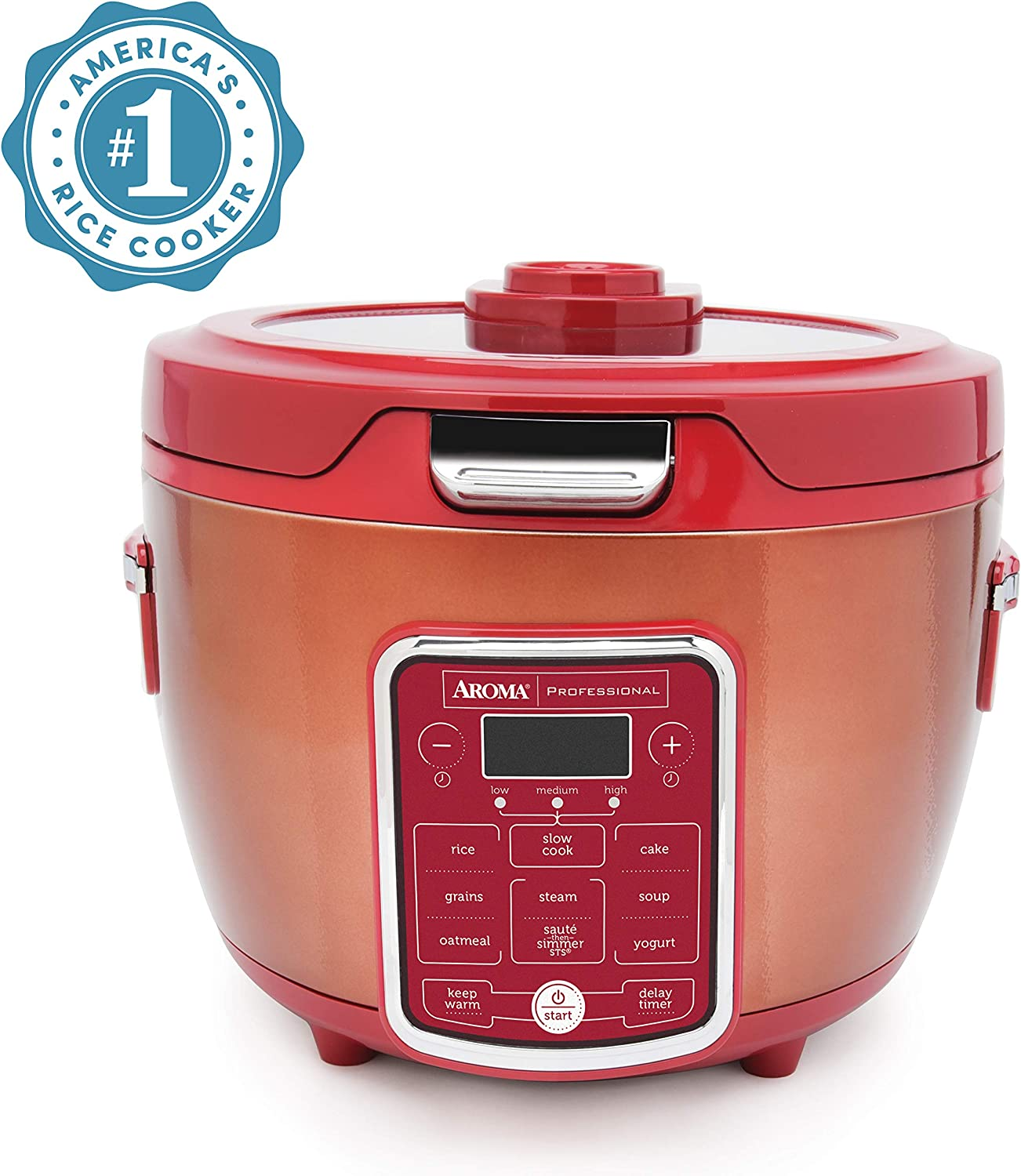 Aroma Professional ARC-1230R - Rice Cookers