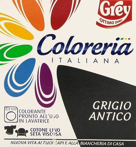 Grey – Tinte para ropa Coloreria Italiana - color gris ...