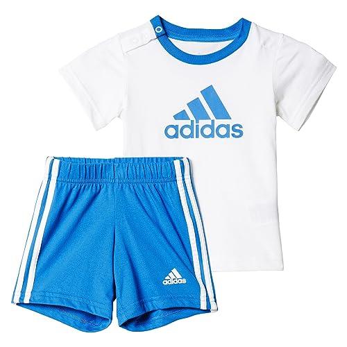 adidas I Su Easy B - Chándal para niños de 1-2 años, Color Blanco ...