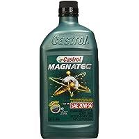 Castrol 06517 Aceite para Motor Semi Sintético, Color Verde