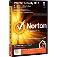 Norton Internet Security 2012 - 1 PC - (inkl. Update 2013)
