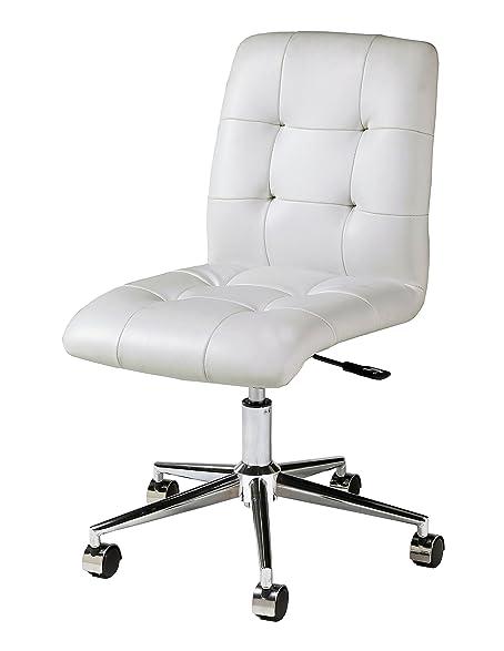 Impacterra Hoquiam Office Chair, Ivory