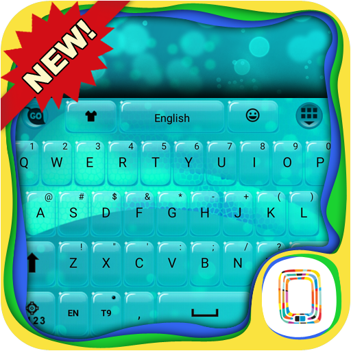 Amazon com: Blue Crystal GO Keyboard: Appstore for Android