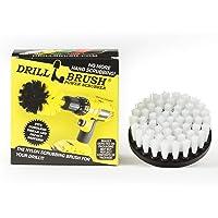 Drill Brush Power Scrubber Blanco 10 cm