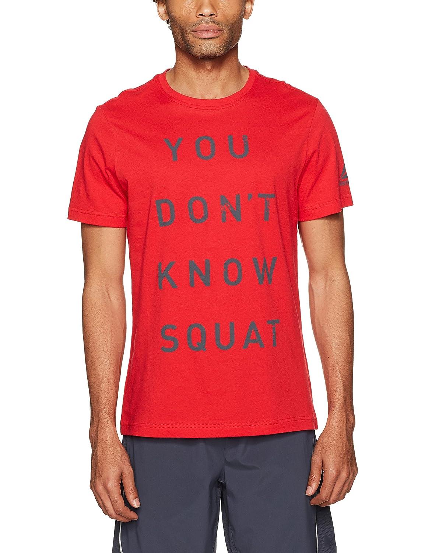 Prirouge XL Reebok Don't Know Crapaud Tee Shirt