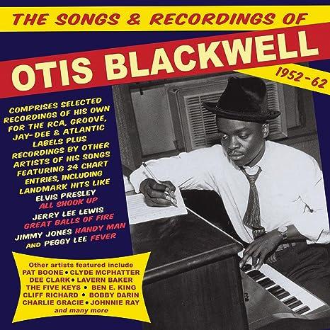 Amazon | THE SONGS & RECORDINGS OF OTIS BLACKWELL 1952-62 | OTIS ...