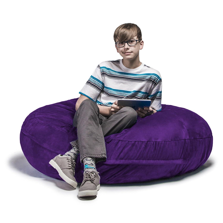 Amazon Jaxx Bean Bags Cocoon Junior Kids Microsuede Bean Bag