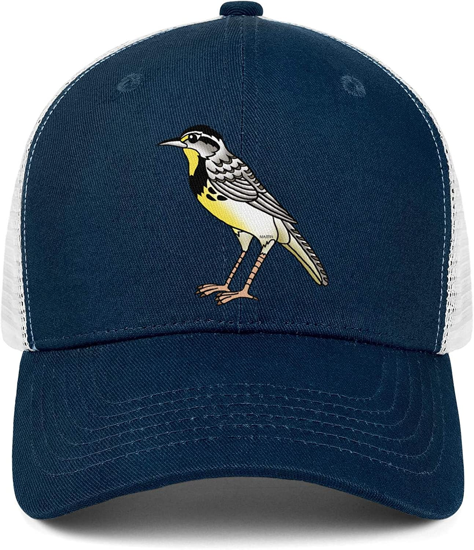 United State Oregon Bird Men//Women Street Dancing Trucker Cap Baseball Hat