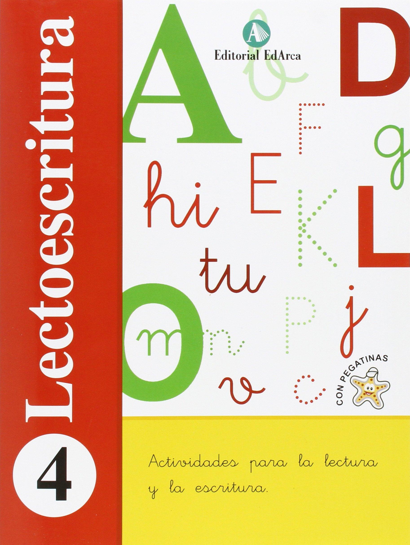 Lectoescritura 4: Amazon.es: Aa.Vv.: Libros