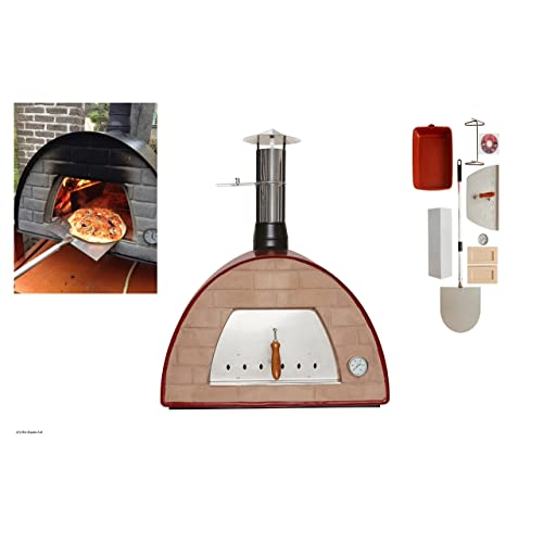 Wood-Fired Bread, Meat, Pizza Fish Outdoor Oven Real Wood Real Flavor Escape The Indoors ™