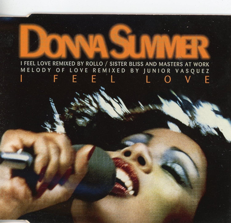 Summer, Donna - I Feel Love - Amazon.com Music