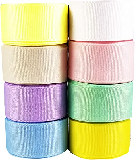 Tape Apparel Sewing Grosgrain Satin Ribbons Gifts Wrapping Party Decorations