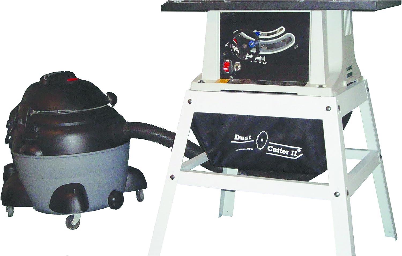 Dust Cutter II for Contractor Style Table Saws: Amazon.es: Bricolaje y herramientas