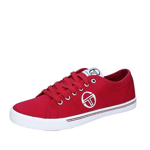 Comprar Descuentos Económicos Envío Libre Barato Sergio Tacchini Sneakers Uomo 40 EU Blu Tela dmC9v1E