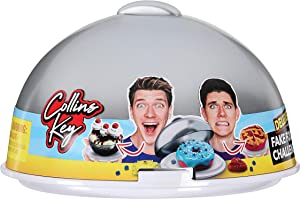 Collins Key Deluxe Fake Food Challenge