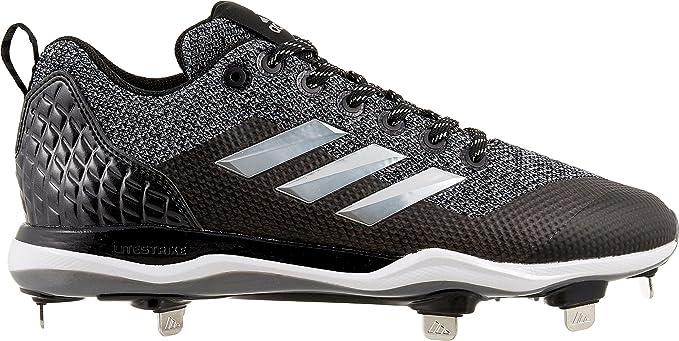 Debilitar Ascensor Retirarse  Amazon.com: adidas Men 's Poweralley 5 tacos de béisbol de metal ...