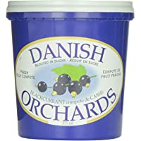 Danish Orchards Black Currant Compote (Pack of 12)