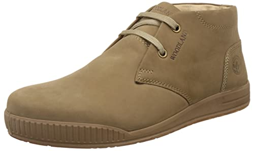 fd1bf8adde6 Woodland Men s Nubuck Leather Sneakers  Buy Online at Low Prices in ...
