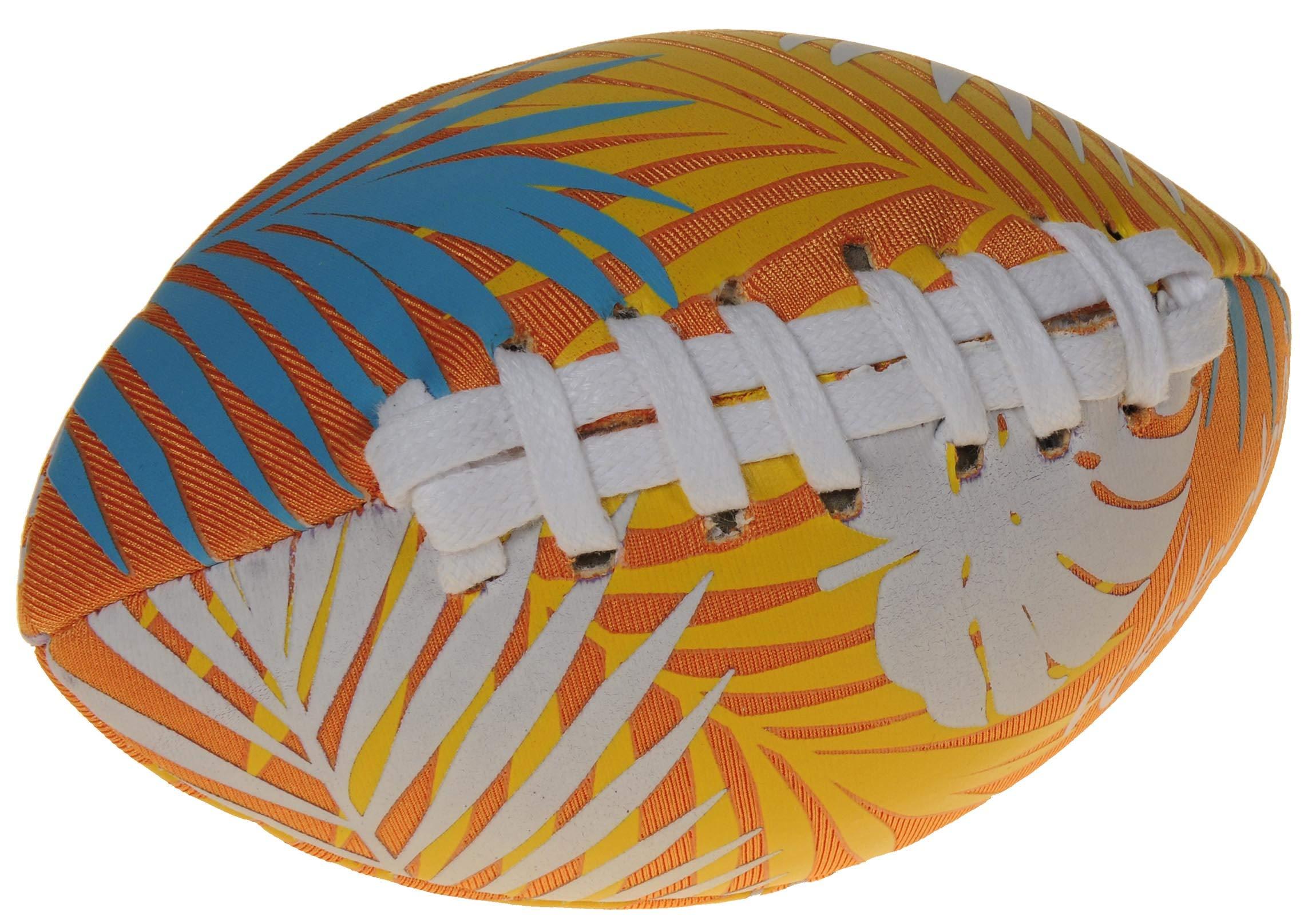 Waboba Color Changing Water Football 6'' // Bundle of 2 Footballs (Random Colors) // Bonus Blue Nylon Mesh Carry Bag// Bundled Items by Waboba (Image #2)
