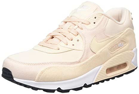 Nike Wmns Air Max 90 Lea Sneakers, Women