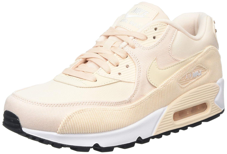 tankar på bäst älskade utlopp till salu Nike Wmns Air Max 90 Lea Sneakers, Women: Amazon.co.uk: Shoes & Bags