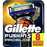 Gillette Fusion5 ProGlide Lamette di Ricambio per Rasoio, 8 Pezzi