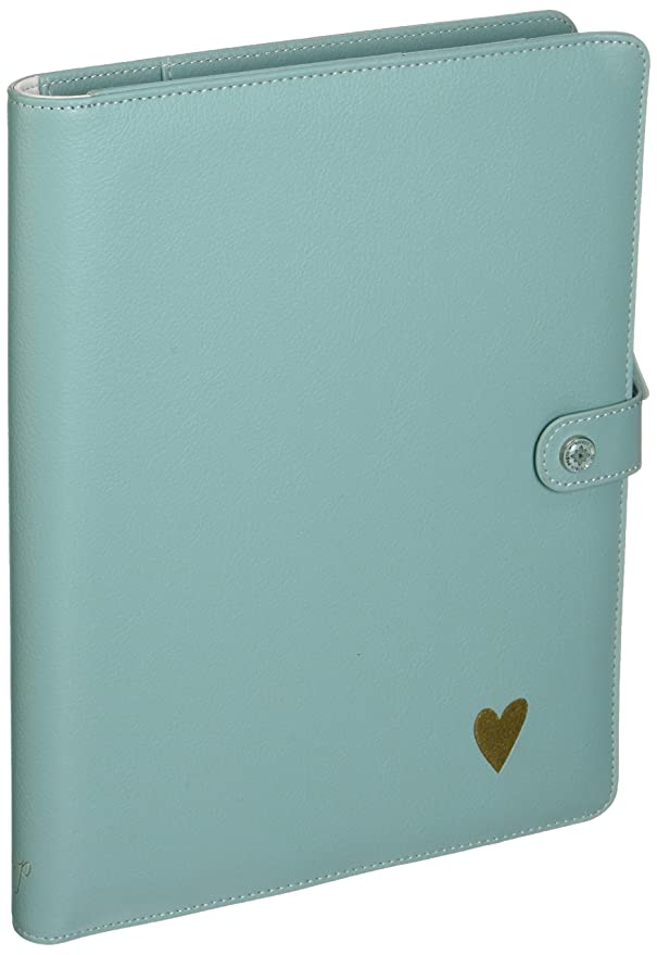 Websters Pages Light Teal Composition Planner (CP001-LT)